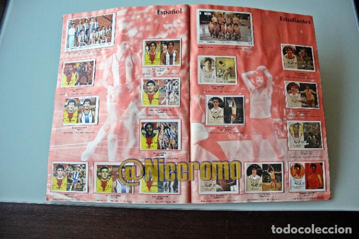 Coleccionismo deportivo: album completo baloncesto liga 1984 1985 j merchante basket 84 85 nba - Foto 9 - 215142682