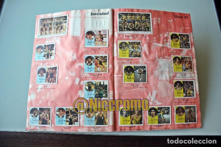Coleccionismo deportivo: album completo baloncesto liga 1984 1985 j merchante basket 84 85 nba - Foto 10 - 215142682
