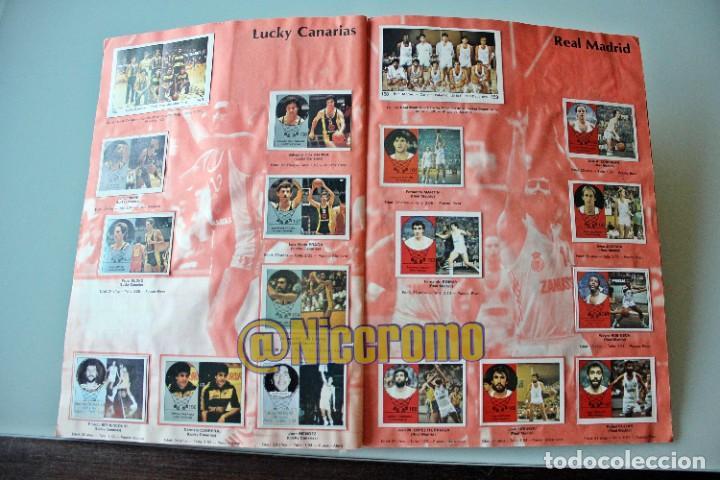 Coleccionismo deportivo: album completo baloncesto liga 1984 1985 j merchante basket 84 85 nba - Foto 11 - 215142682