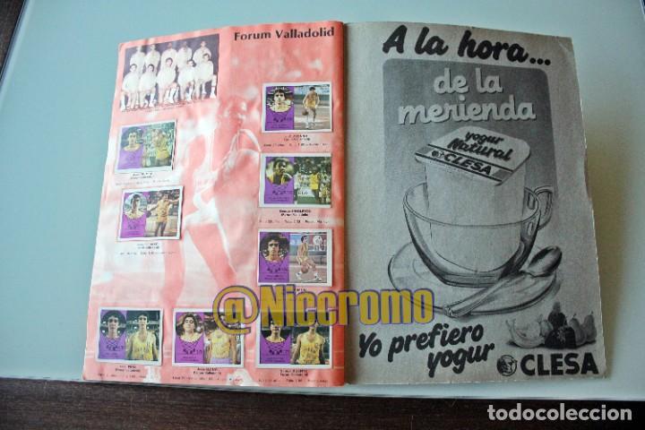 Coleccionismo deportivo: album completo baloncesto liga 1984 1985 j merchante basket 84 85 nba - Foto 12 - 215142682