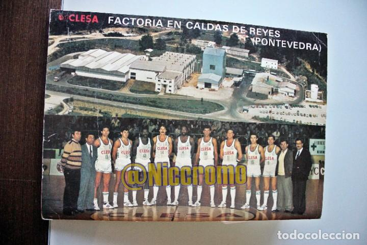 Coleccionismo deportivo: album completo baloncesto liga 1984 1985 j merchante basket 84 85 nba - Foto 13 - 215142682