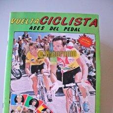 Coleccionismo deportivo: ALBUM COMPLETO CICLISMO AÑO 1987 J MERCHANTE ASES DEL PEDAL PELOTON INTERNACIONAL 87 VUELTA CICLISTA. Lote 215144172