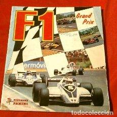 Coleccionismo deportivo: F1 GRAND PRIX - PANINI 1980 -COMPLETO- BUEN ESTADO - GRANDS PRIX 1950/1980 - FÓRMULA 1 UNO - COCHES. Lote 217653020