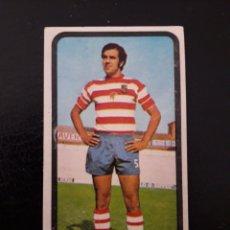 Coleccionismo deportivo: SANTI GRANADA N° 118 DOBLE RUIZ ROMERO 74 75 1974 1975. DESPEGADO. VER FOTOS DE FRONTAL Y TRASERA. Lote 218139197