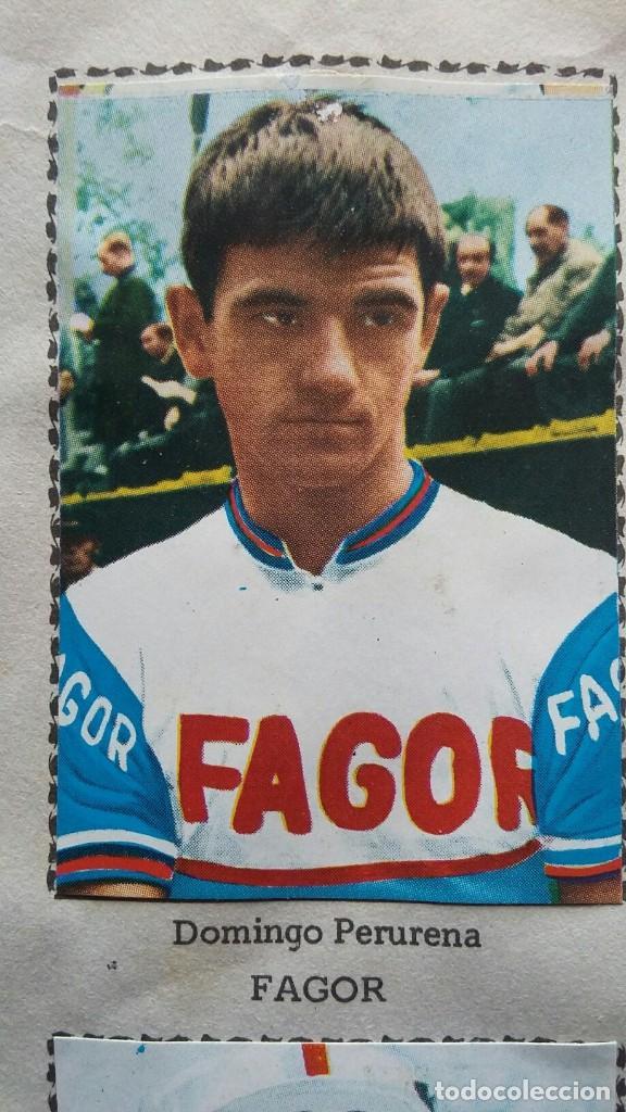 Coleccionismo deportivo: CICLISTAS 1968 EDICIONES LAIDA ALBÚM COMPLETO - Foto 10 - 219844903