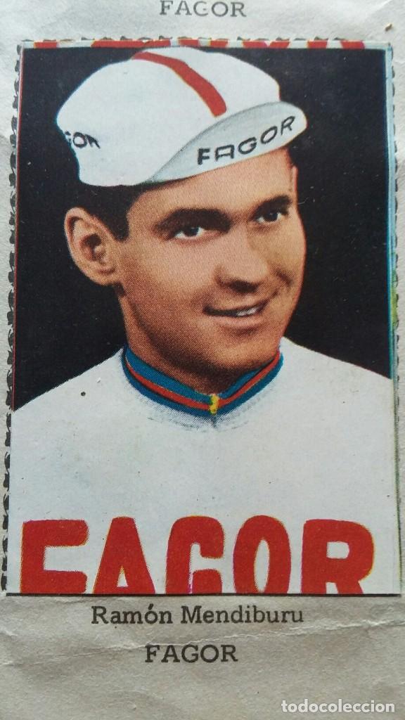 Coleccionismo deportivo: CICLISTAS 1968 EDICIONES LAIDA ALBÚM COMPLETO - Foto 12 - 219844903