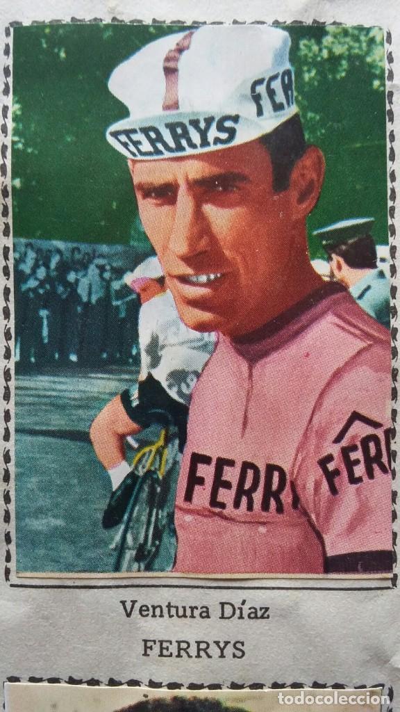 Coleccionismo deportivo: CICLISTAS 1968 EDICIONES LAIDA ALBÚM COMPLETO - Foto 14 - 219844903