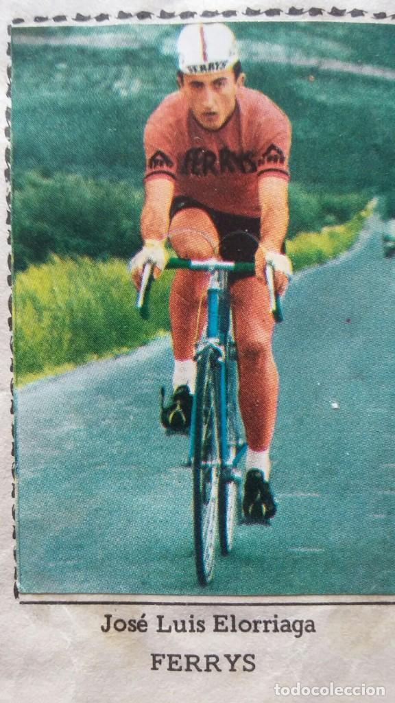 Coleccionismo deportivo: CICLISTAS 1968 EDICIONES LAIDA ALBÚM COMPLETO - Foto 15 - 219844903