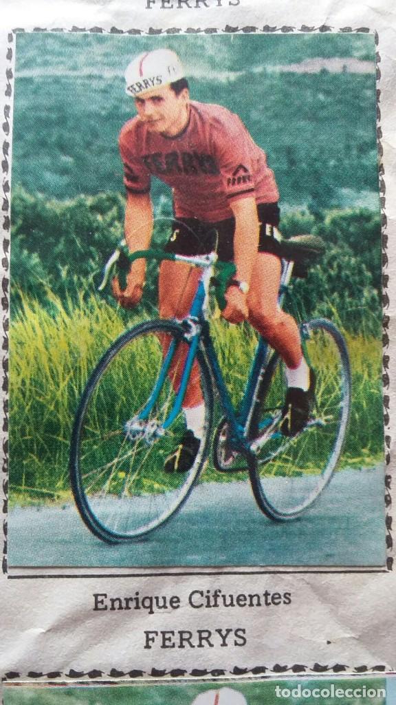 Coleccionismo deportivo: CICLISTAS 1968 EDICIONES LAIDA ALBÚM COMPLETO - Foto 16 - 219844903
