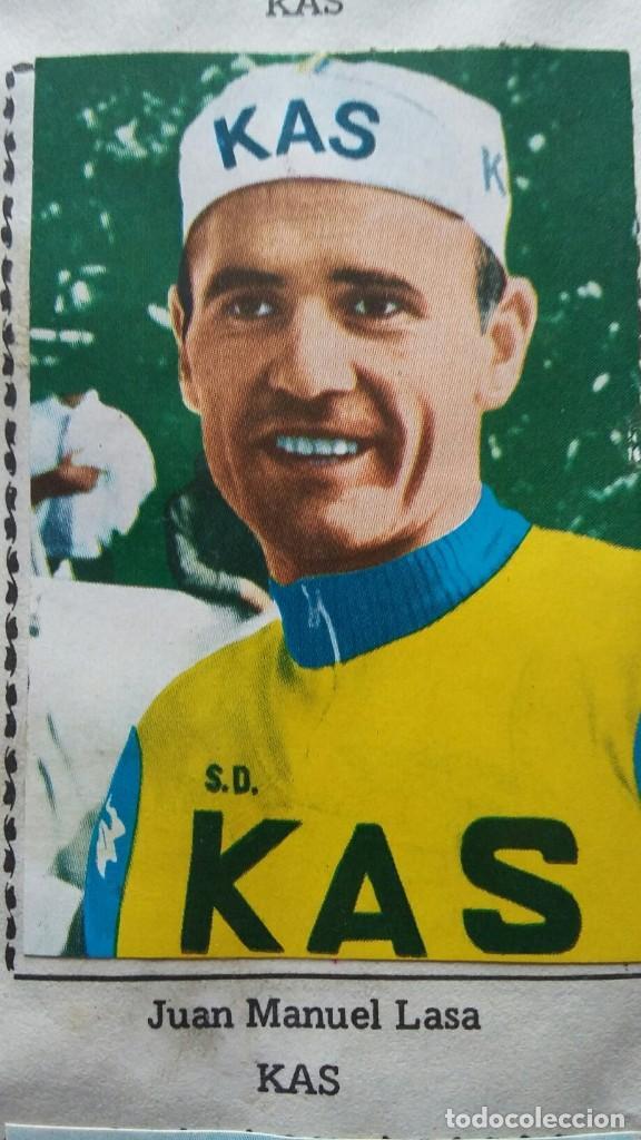 Coleccionismo deportivo: CICLISTAS 1968 EDICIONES LAIDA ALBÚM COMPLETO - Foto 19 - 219844903