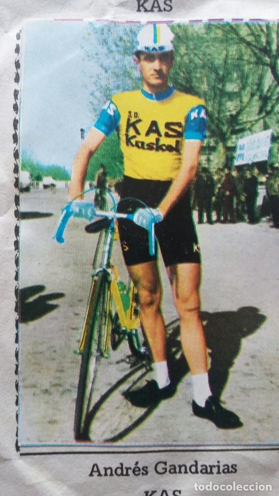 Coleccionismo deportivo: CICLISTAS 1968 EDICIONES LAIDA ALBÚM COMPLETO - Foto 22 - 219844903