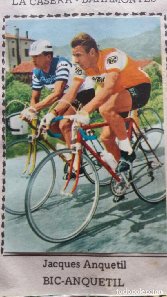 Coleccionismo deportivo: CICLISTAS 1968 EDICIONES LAIDA ALBÚM COMPLETO - Foto 24 - 219844903