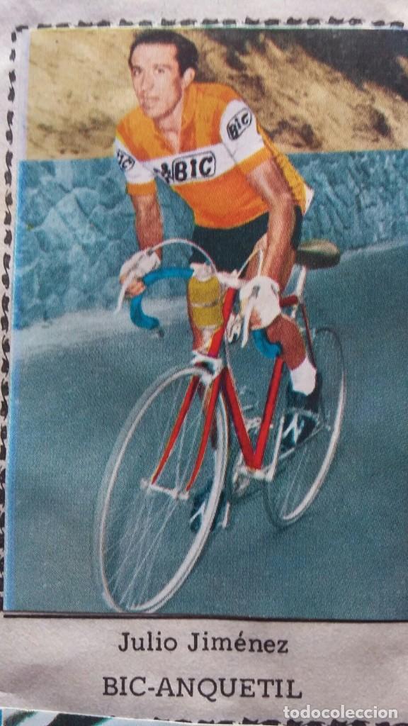 Coleccionismo deportivo: CICLISTAS 1968 EDICIONES LAIDA ALBÚM COMPLETO - Foto 25 - 219844903