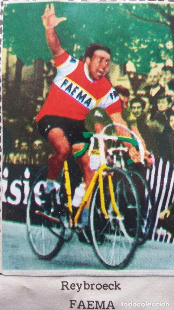 Coleccionismo deportivo: CICLISTAS 1968 EDICIONES LAIDA ALBÚM COMPLETO - Foto 26 - 219844903