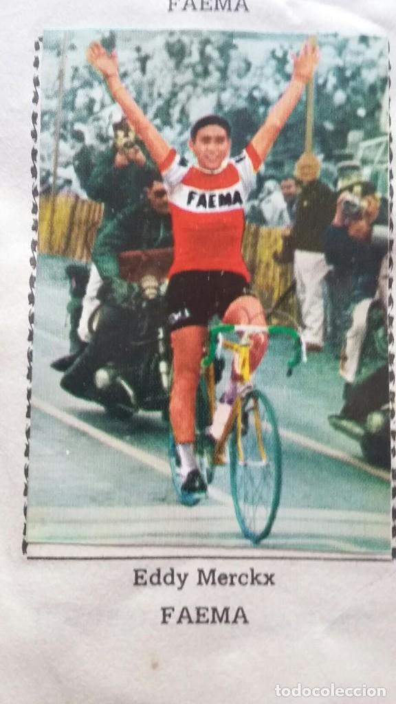 Coleccionismo deportivo: CICLISTAS 1968 EDICIONES LAIDA ALBÚM COMPLETO - Foto 27 - 219844903