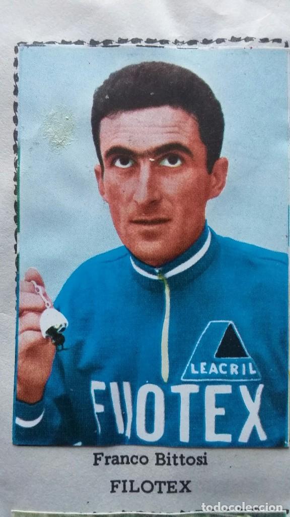 Coleccionismo deportivo: CICLISTAS 1968 EDICIONES LAIDA ALBÚM COMPLETO - Foto 28 - 219844903
