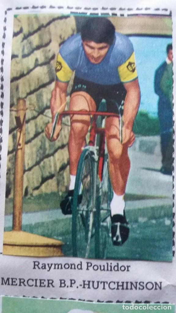 Coleccionismo deportivo: CICLISTAS 1968 EDICIONES LAIDA ALBÚM COMPLETO - Foto 29 - 219844903