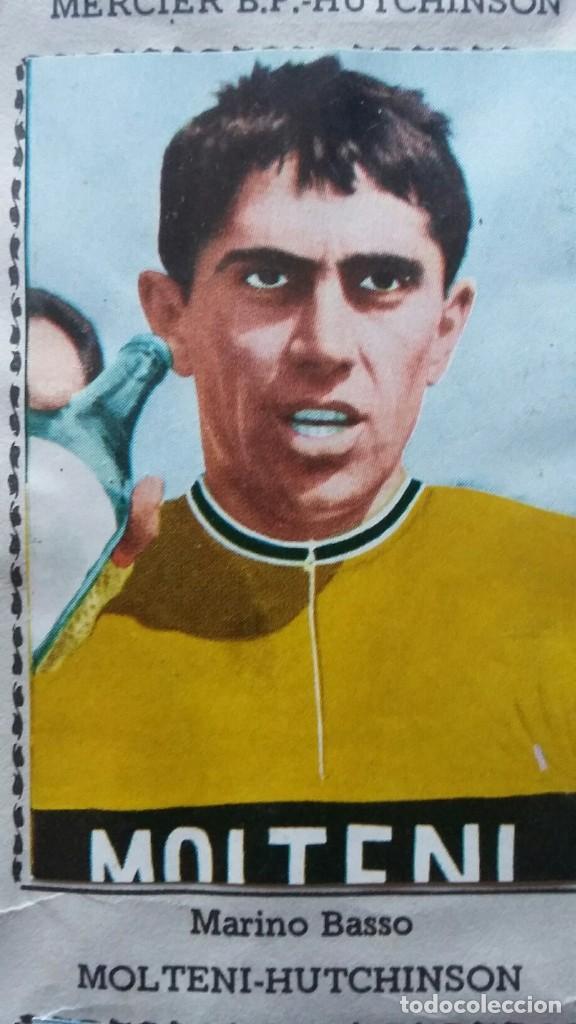 Coleccionismo deportivo: CICLISTAS 1968 EDICIONES LAIDA ALBÚM COMPLETO - Foto 30 - 219844903