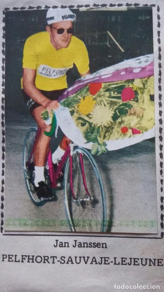 Coleccionismo deportivo: CICLISTAS 1968 EDICIONES LAIDA ALBÚM COMPLETO - Foto 31 - 219844903