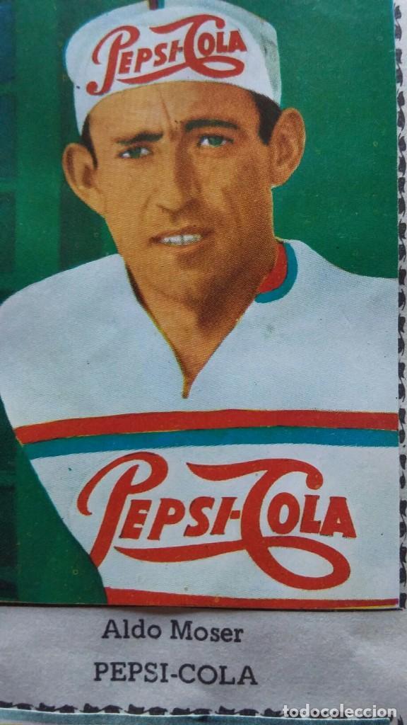 Coleccionismo deportivo: CICLISTAS 1968 EDICIONES LAIDA ALBÚM COMPLETO - Foto 32 - 219844903