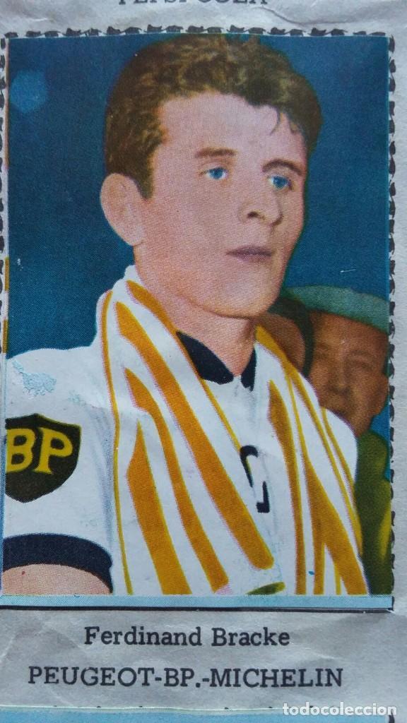 Coleccionismo deportivo: CICLISTAS 1968 EDICIONES LAIDA ALBÚM COMPLETO - Foto 33 - 219844903