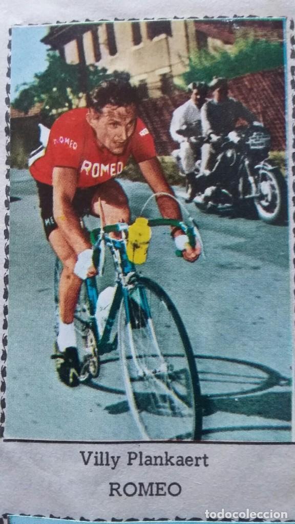 Coleccionismo deportivo: CICLISTAS 1968 EDICIONES LAIDA ALBÚM COMPLETO - Foto 35 - 219844903