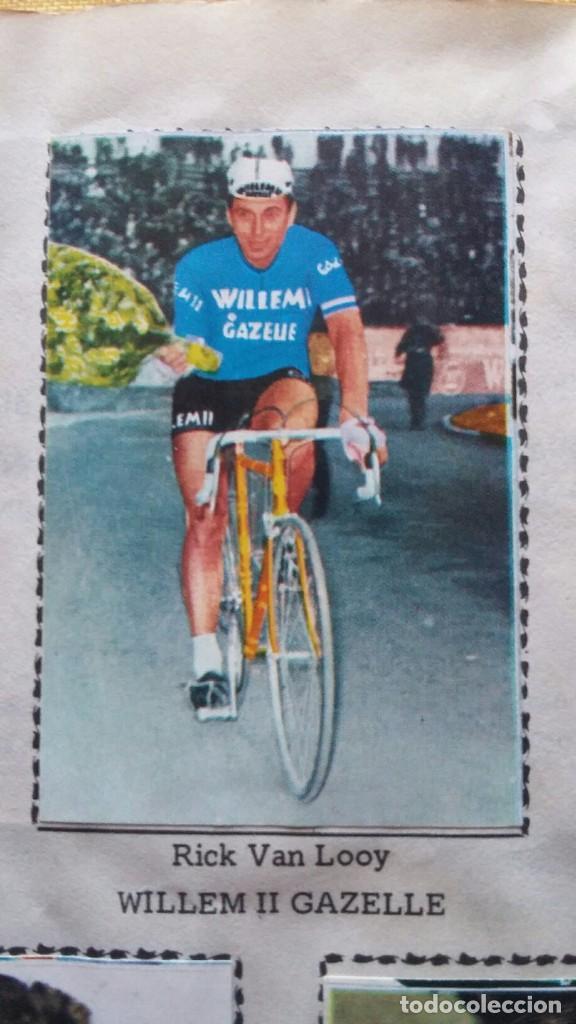 Coleccionismo deportivo: CICLISTAS 1968 EDICIONES LAIDA ALBÚM COMPLETO - Foto 38 - 219844903