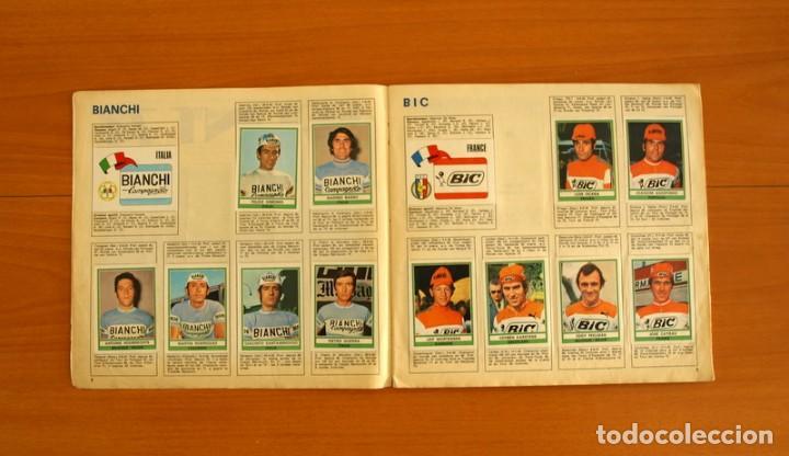 Coleccionismo deportivo: Álbum Sprint 74 - COMPLETO - Editorial Panini 1974 - Figurine Panini, ciclismo - Foto 3 - 220256061