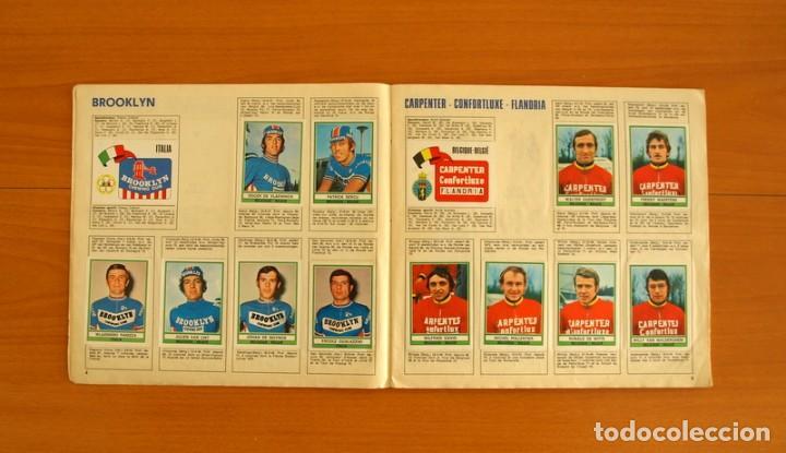 Coleccionismo deportivo: Álbum Sprint 74 - COMPLETO - Editorial Panini 1974 - Figurine Panini, ciclismo - Foto 4 - 220256061