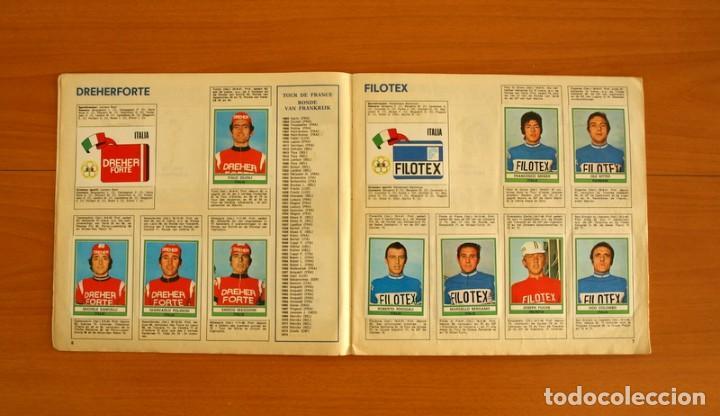 Coleccionismo deportivo: Álbum Sprint 74 - COMPLETO - Editorial Panini 1974 - Figurine Panini, ciclismo - Foto 5 - 220256061