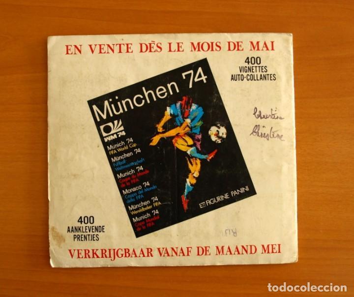 Coleccionismo deportivo: Álbum Sprint 74 - COMPLETO - Editorial Panini 1974 - Figurine Panini, ciclismo - Foto 19 - 220256061
