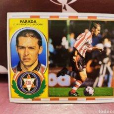 Coleccionismo deportivo: CROMO EDICIONES ESTE TEMPORADA 96-97 PARADA BAJA. Lote 220766551