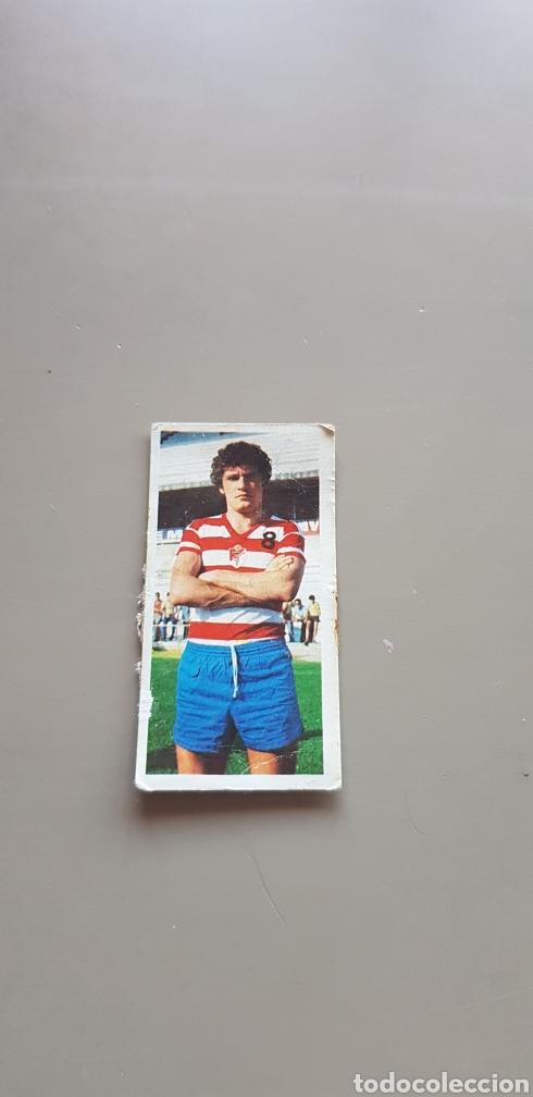 CROMO LIGA ESTE 75 76 1975 1976 FICHAJE 30 DENIS MILAR GRANADA (Coleccionismo Deportivo - Álbumes otros Deportes)