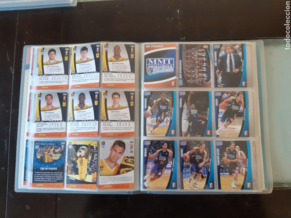 Coleccionismo deportivo: ALBUM ARCHIVADOR TRADING CARDS BALONCESTO BASKET ACB 2008 2009 08 09 COMPLETA EXCELENTE ESTADO - Foto 21 - 222623271
