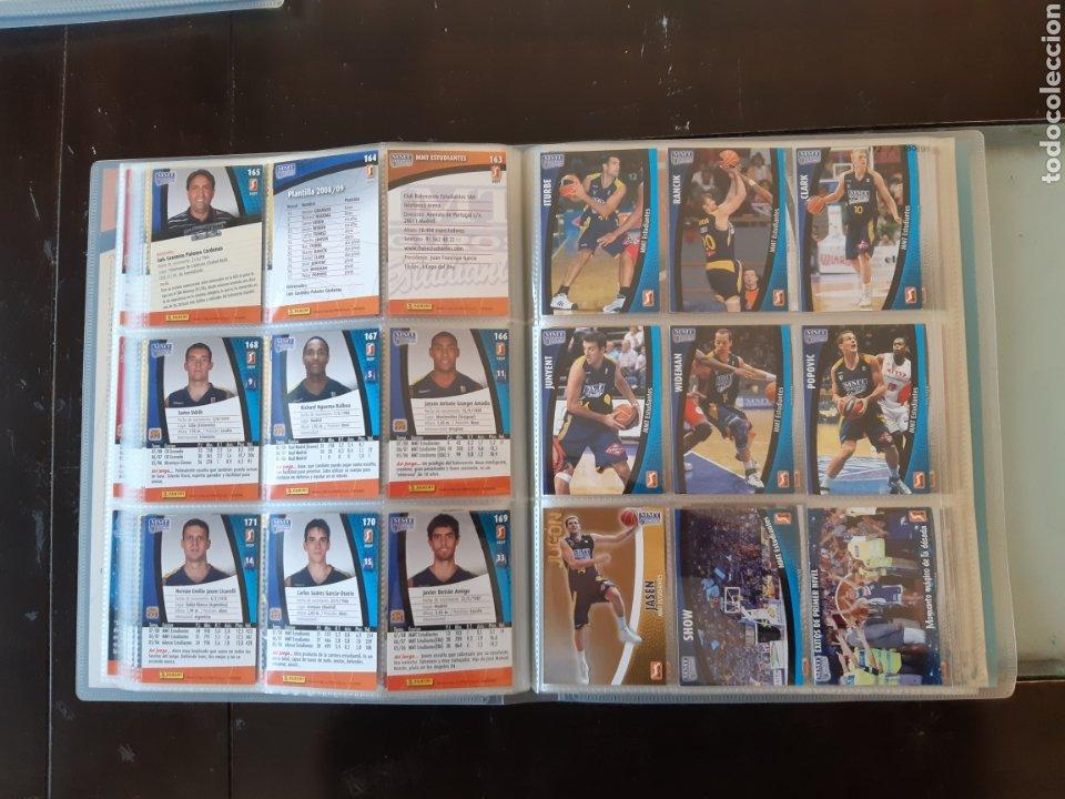 Coleccionismo deportivo: ALBUM ARCHIVADOR TRADING CARDS BALONCESTO BASKET ACB 2008 2009 08 09 COMPLETA EXCELENTE ESTADO - Foto 22 - 222623271