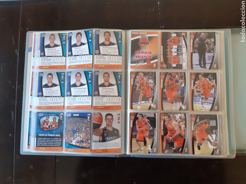 Coleccionismo deportivo: ALBUM ARCHIVADOR TRADING CARDS BALONCESTO BASKET ACB 2008 2009 08 09 COMPLETA EXCELENTE ESTADO - Foto 23 - 222623271