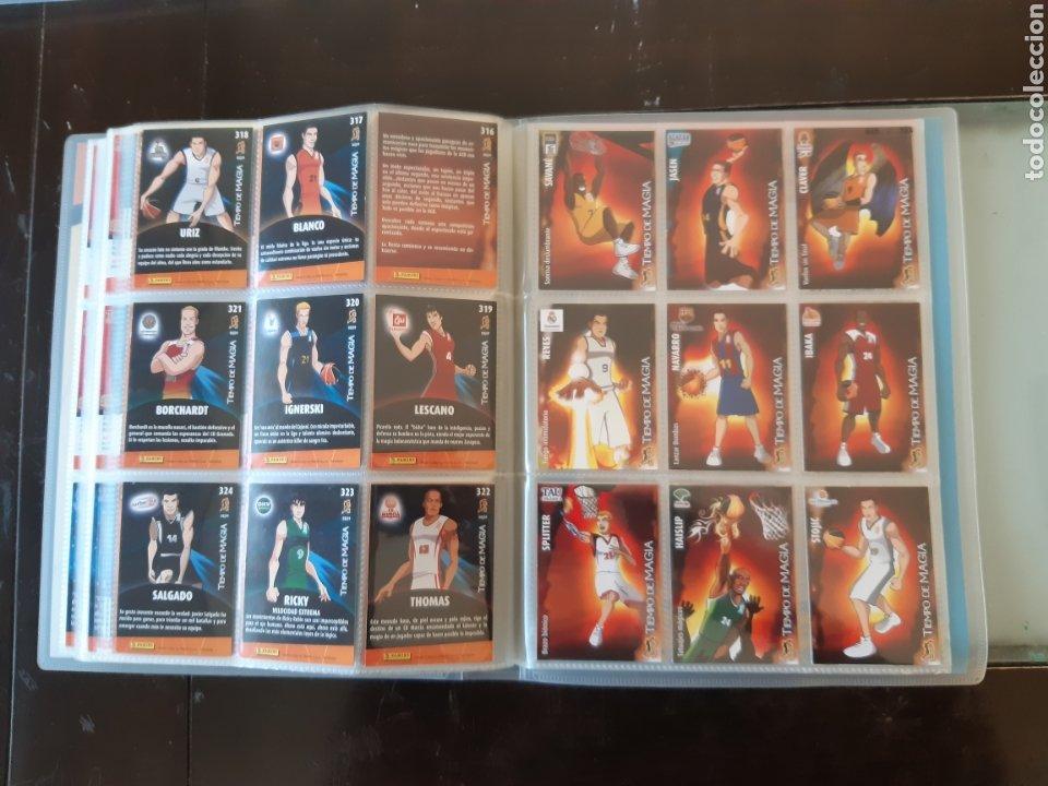 Coleccionismo deportivo: ALBUM ARCHIVADOR TRADING CARDS BALONCESTO BASKET ACB 2008 2009 08 09 COMPLETA EXCELENTE ESTADO - Foto 39 - 222623271