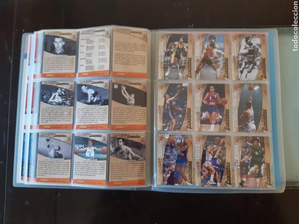 Coleccionismo deportivo: ALBUM ARCHIVADOR TRADING CARDS BALONCESTO BASKET ACB 2008 2009 08 09 COMPLETA EXCELENTE ESTADO - Foto 41 - 222623271