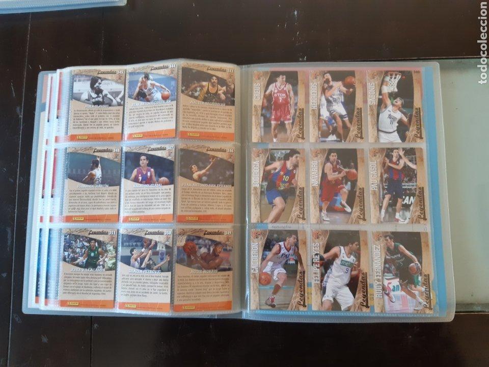 Coleccionismo deportivo: ALBUM ARCHIVADOR TRADING CARDS BALONCESTO BASKET ACB 2008 2009 08 09 COMPLETA EXCELENTE ESTADO - Foto 42 - 222623271