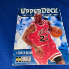 Coleccionismo deportivo: NBA BASKETBALL 1996 - 1997 UPPERDECK STICKER. Lote 223241753