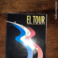 Coleccionismo deportivo: FICHAS CON LA HISTORIA DEL TOUR DE FRANCIA. EL PAÍS .1995. Lote 225466870