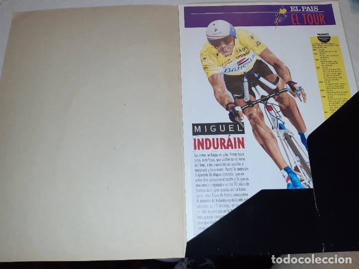 Coleccionismo deportivo: Fichas con la historia del Tour de Francia. EL País .1995 - Foto 15 - 225466870