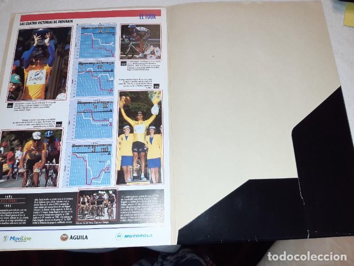 Coleccionismo deportivo: Fichas con la historia del Tour de Francia. EL País .1995 - Foto 16 - 225466870
