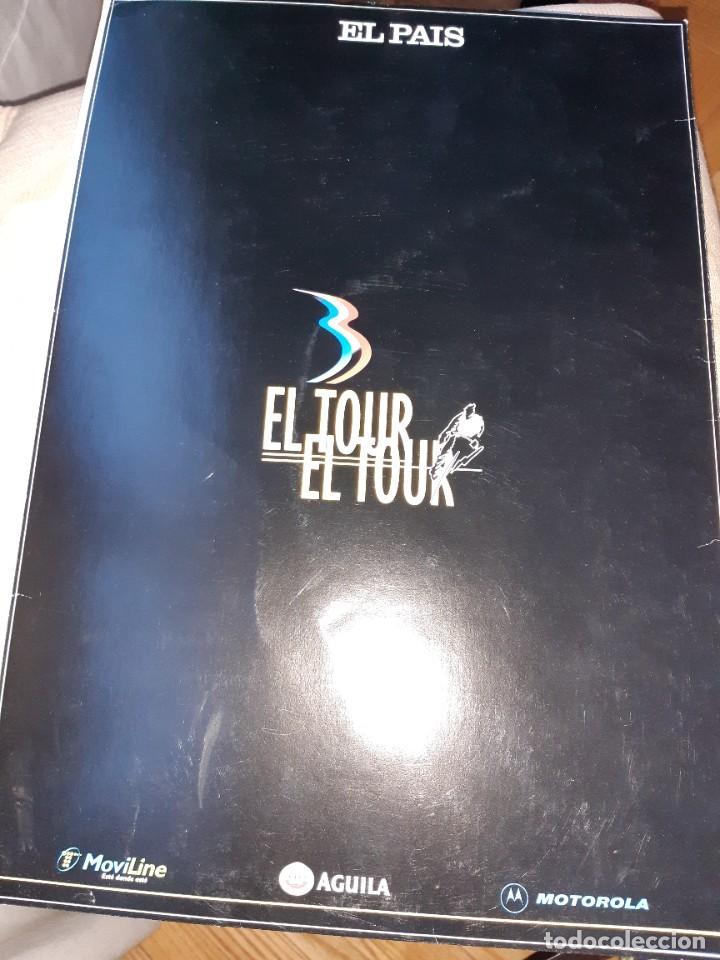 Coleccionismo deportivo: Fichas con la historia del Tour de Francia. EL País .1995 - Foto 17 - 225466870
