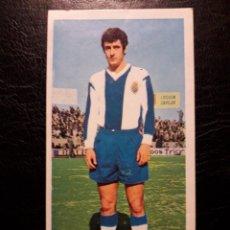 Coleccionismo deportivo: LAMATA RCD ESPAÑOL N° 171 RUIZ ROMERO 71 72 1971 1972. DESPEGADO. VER FOTOS DE FRONTAL Y TRASERA. Lote 231659520