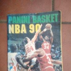 Coleccionismo deportivo: ALBUM PANINI BASKET NBA 90. Lote 234858515