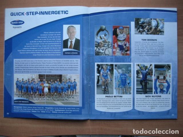 Coleccionismo deportivo: CICLISMO: album ciclista 2006 - CICLISTAS: OSCAR FREIRE, JUANMA GARATE, CARLOS SASTRE - Foto 3 - 235879695