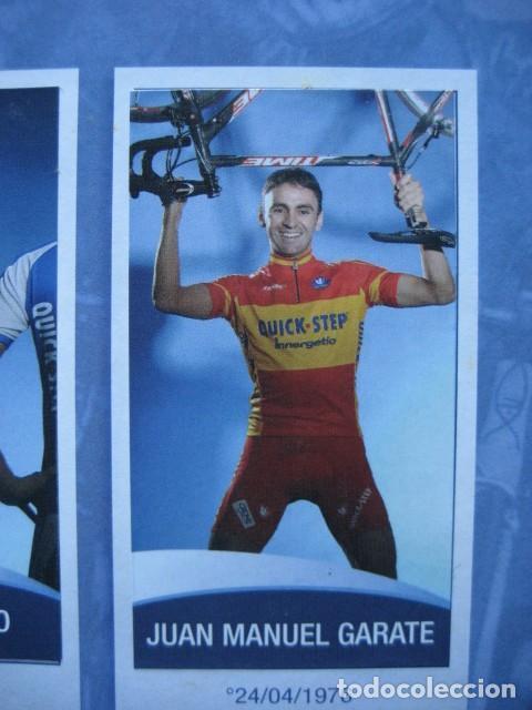 Coleccionismo deportivo: CICLISMO: album ciclista 2006 - CICLISTAS: OSCAR FREIRE, JUANMA GARATE, CARLOS SASTRE - Foto 5 - 235879695