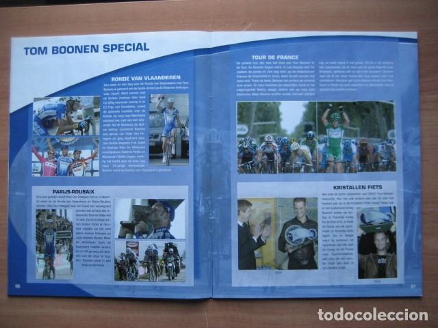 Coleccionismo deportivo: CICLISMO: album ciclista 2006 - CICLISTAS: OSCAR FREIRE, JUANMA GARATE, CARLOS SASTRE - Foto 6 - 235879695