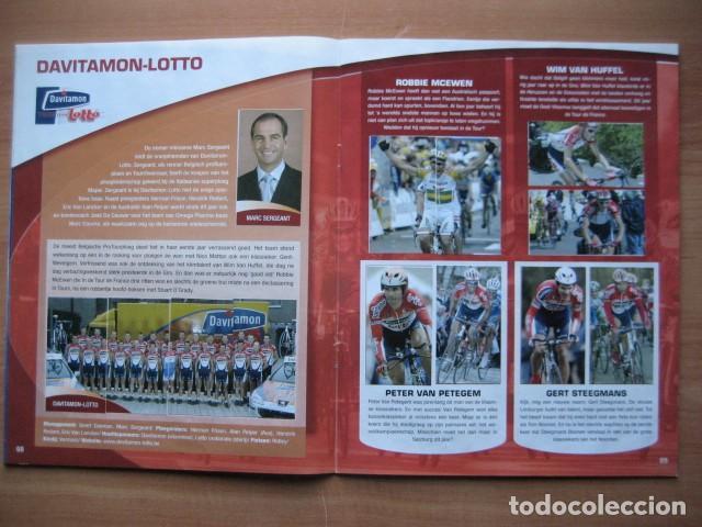 Coleccionismo deportivo: CICLISMO: album ciclista 2006 - CICLISTAS: OSCAR FREIRE, JUANMA GARATE, CARLOS SASTRE - Foto 7 - 235879695